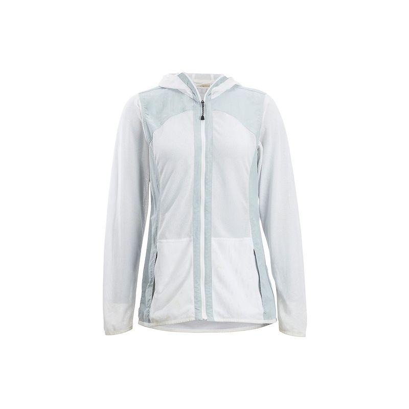 エクスオフィシオ レディース ジャケット・ブルゾン アウター Womens Bugs Away Damselfly Jacket XS - White/Oyster