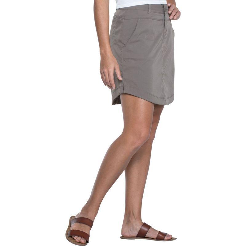 トードアンドコー レディース スカート ボトムス Metrolite Skirt 12 - Falcon Brown