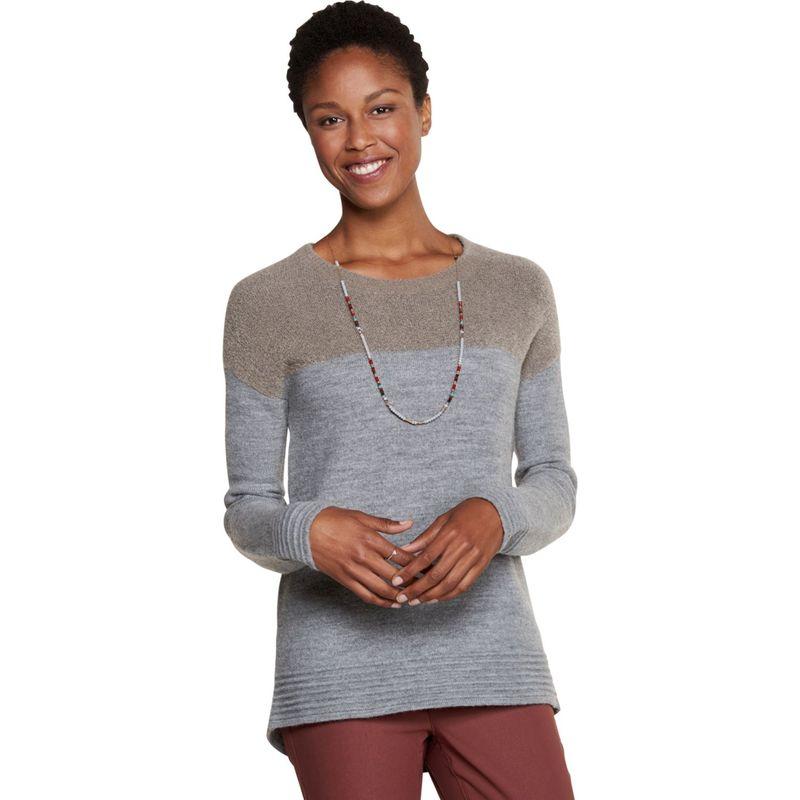 トードアンドコー レディース ニット Cocoa・セーター - アウター Kaya レディース Crew Sweater XS - Cocoa, キサイマチ:3b3e76c4 --- itxassou.fr