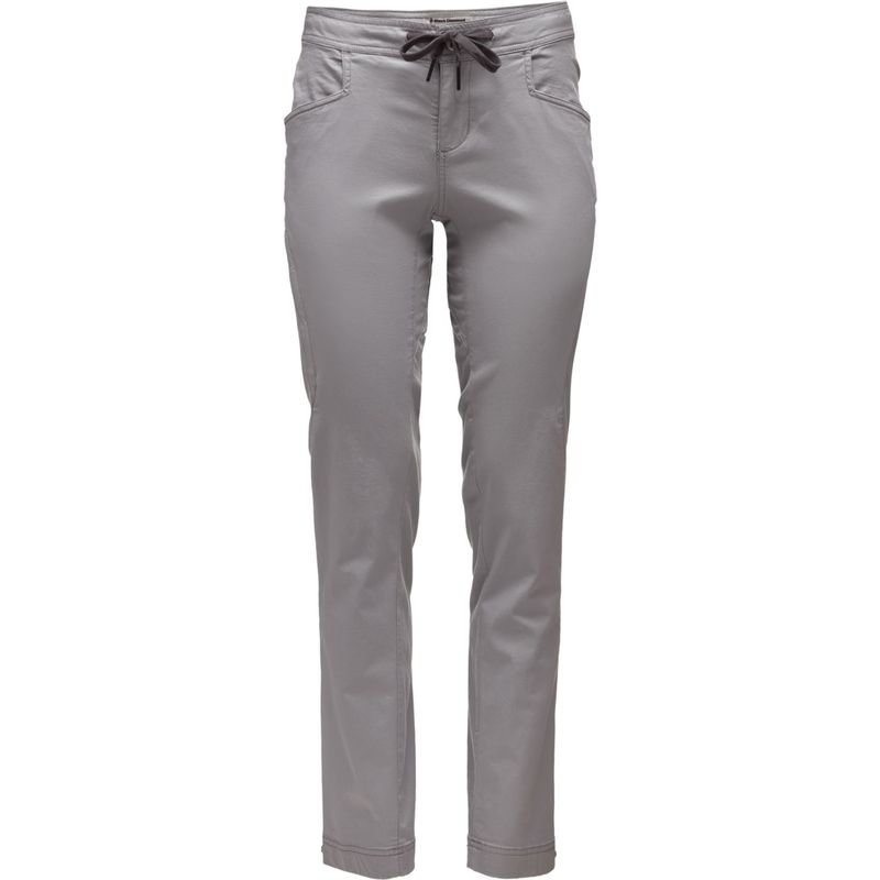 ブラックダイヤモンド レディース カジュアルパンツ ボトムス Womens Credo Pants 2 - Nickel