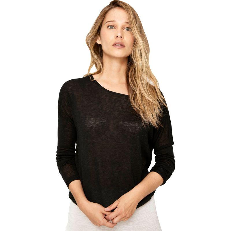 ロル レディース ニット・セーター アウター Caelie Sweater XS - Black