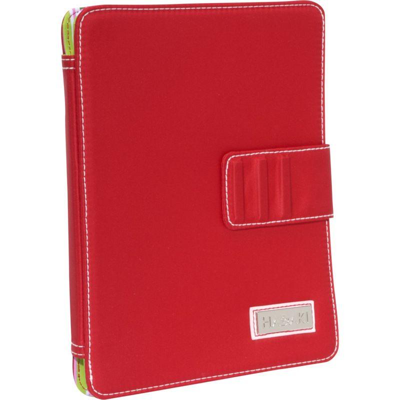 ハダキ メンズ PC・モバイルギア アクセサリー iPad 2 Wrap Ruby