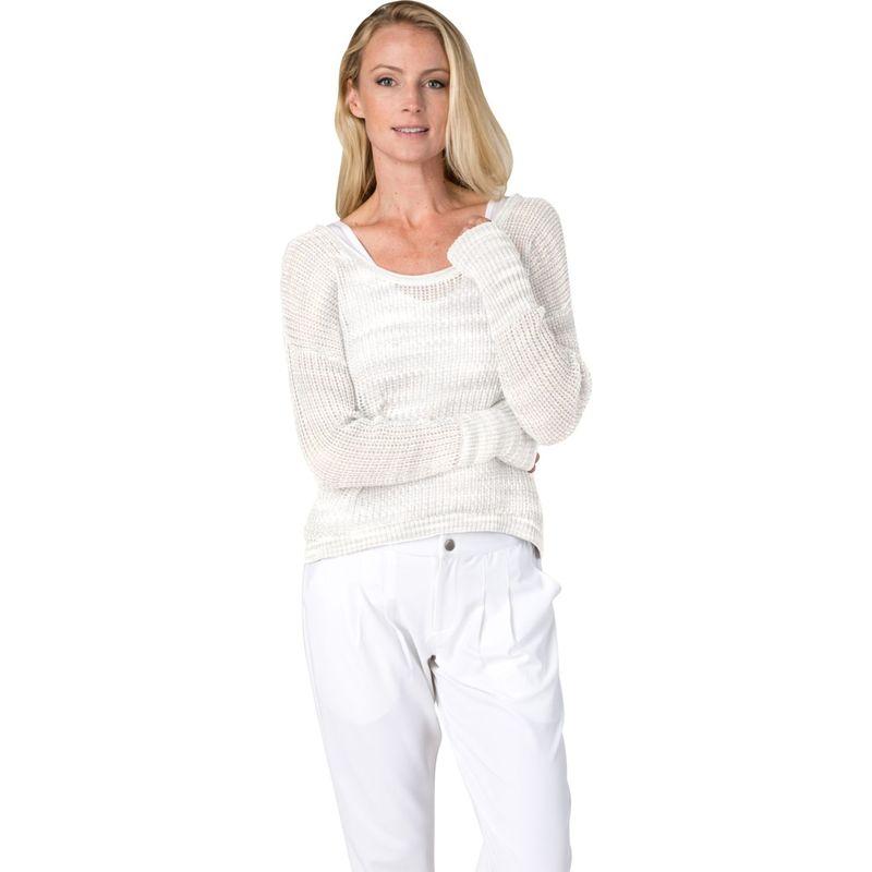 ソイブ レディース ニット・セーター アウター Gigi Pullover 2 XXL - White