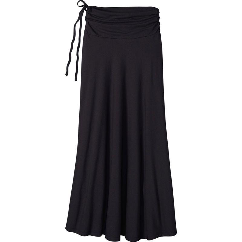 パタゴニア レディース スカート ボトムス Womens Kamala Maxi Skirt L - Black - Discontinued