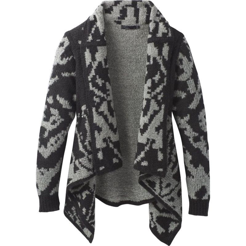 プラーナ Alberta レディース ニット・セーター アウター Alberta Reversible Black Sweater アウター M - Black, 上質で快適:23cd055b --- itxassou.fr