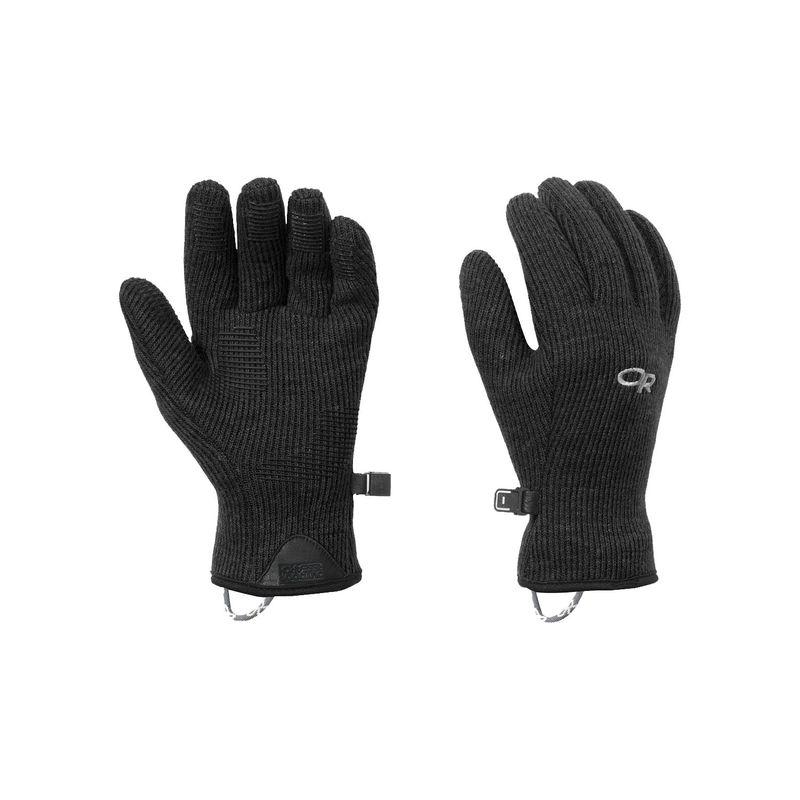 アウトドアリサーチ レディース 手袋 アクセサリー Women's Flurry Sensor Gloves S - Black