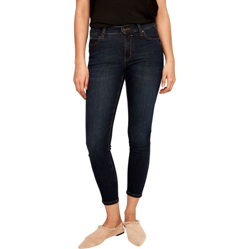 ロル レディース カジュアルパンツ ボトムス Skinny 7/8 Lole Jeans 24 - Dark Blue Denim Wash