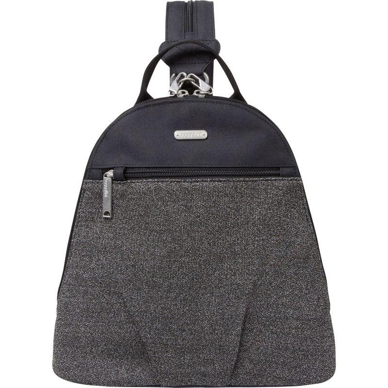 バッガリーニ メンズ ハンドバッグ バッグ Anti Theft Convertible Backpack Black