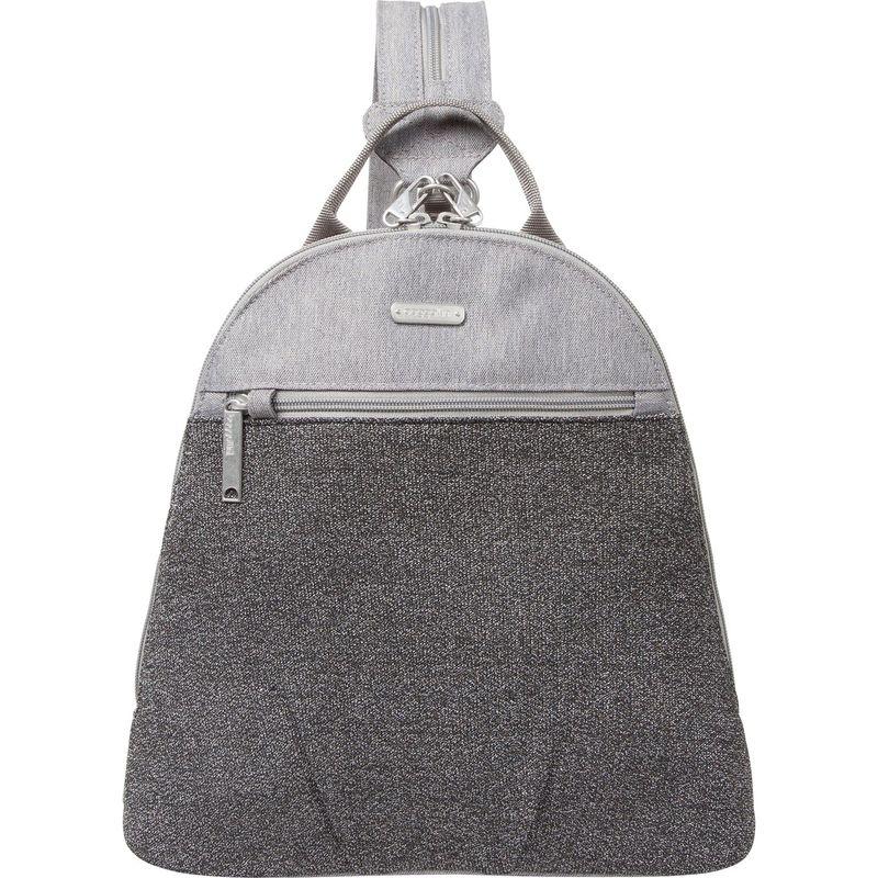バッガリーニ メンズ ハンドバッグ バッグ Anti Theft Convertible Backpack Stone