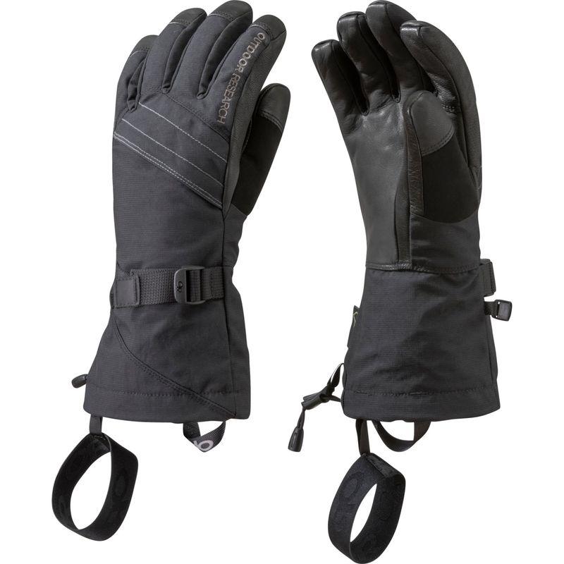 アウトドアリサーチ レディース 手袋 アクセサリー Women's Southback Sensor Gloves S - Black