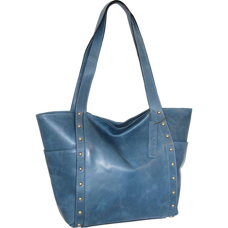 ニノボッシ メンズ トートバッグ バッグ Karyn Tote Blue