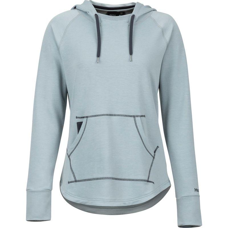 マーモット レディース ニット・セーター アウター Womens La Linea Pullover S - Grey Storm