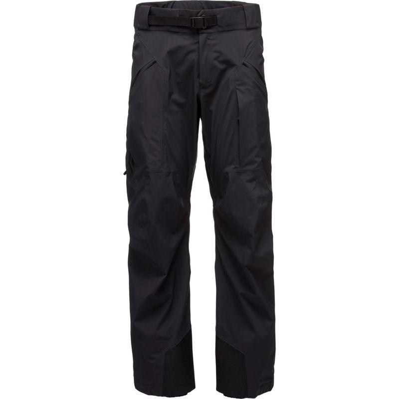 ブラックダイヤモンド メンズ メンズ ジャケット・ブルゾン アウター Mens Mission S Pants S Mission - Black, プラスワンショップ:ce1b70ff --- vzdynamic.com
