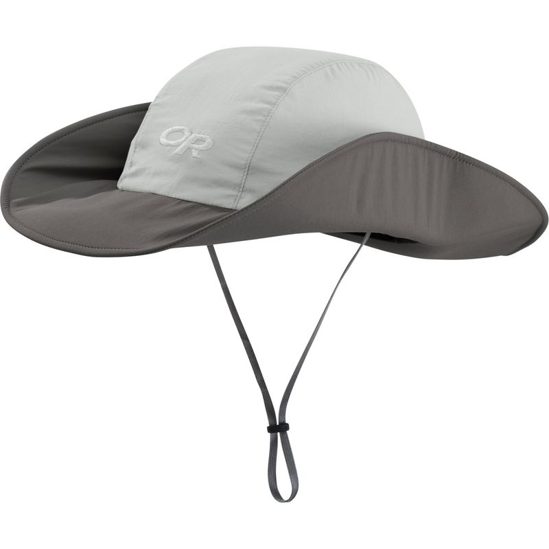 アウトドアリサーチ メンズ 帽子 アクセサリー Seattle Sun Sombrero S/M - Alloy/Pewter
