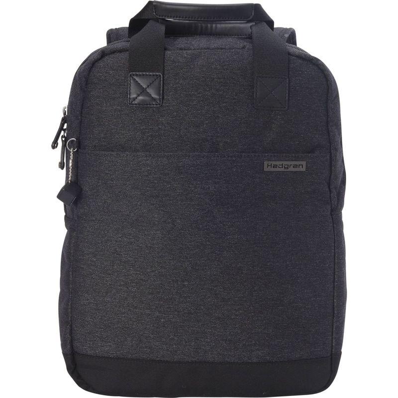 ヘドグレン メンズ バックパック・リュックサック バッグ Still Slim Backpack Asphalt