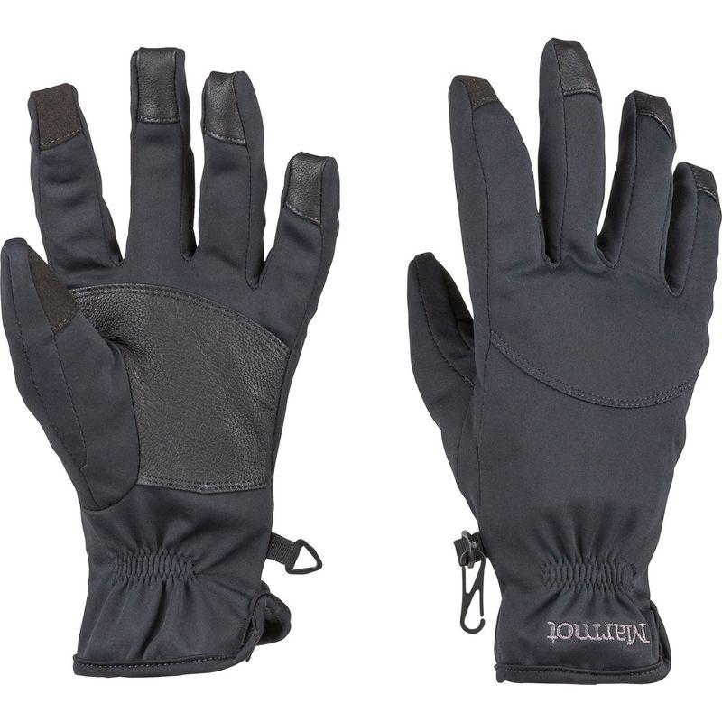 マーモット レディース 手袋 アクセサリー Womens Connect Evolution Glove XS - Black