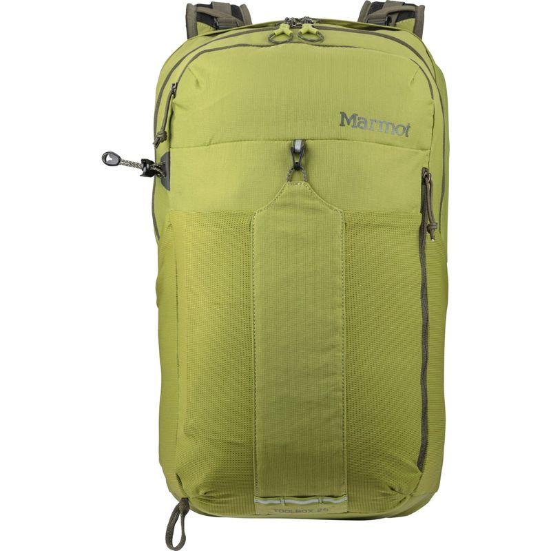 マーモット メンズ バックパック・リュックサック バッグ Tool Box 26 Laptop Backpack Cilantro
