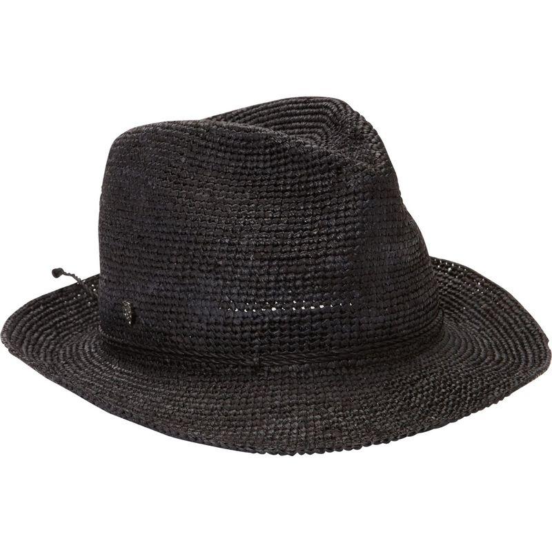 ヘレンカミンスキー メンズ 帽子 アクセサリー Abaka L - Charcoal
