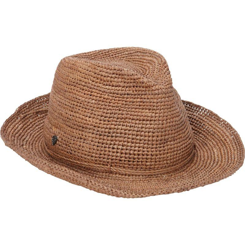 ヘレンカミンスキー メンズ 帽子 アクセサリー Abaka XL - Husk (L)