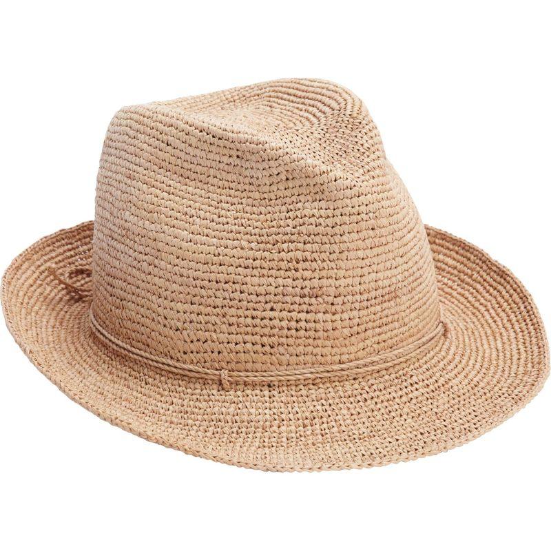 ヘレンカミンスキー メンズ 帽子 アクセサリー Fai Fedora One Size - Nougat