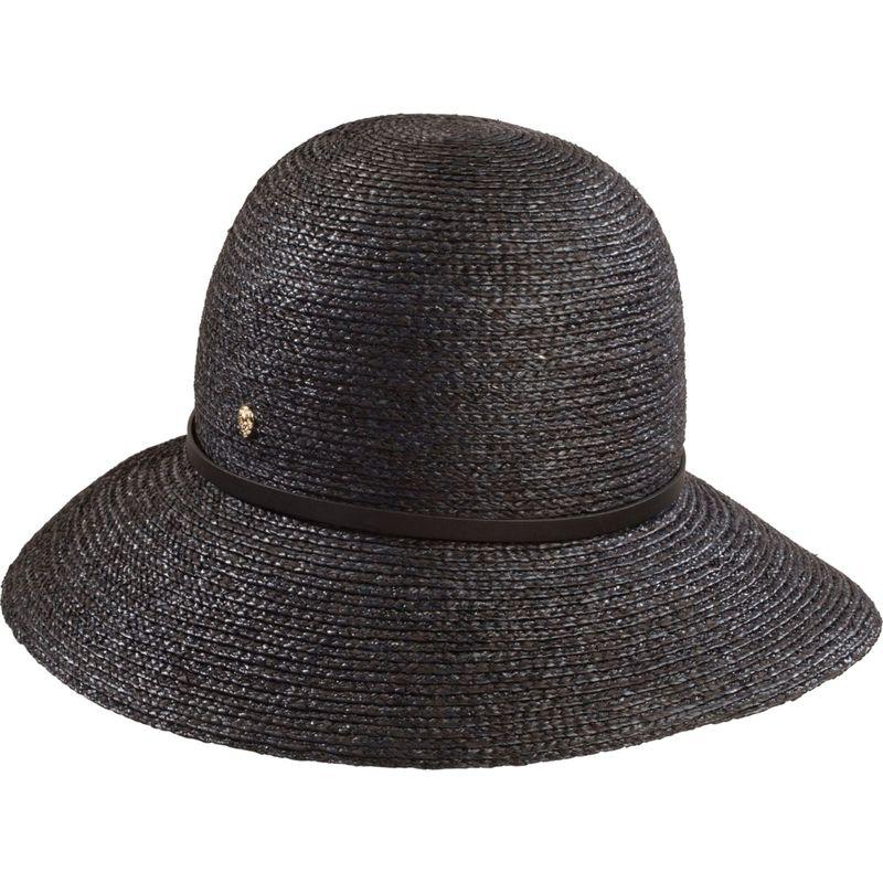 ヘレンカミンスキー メンズ 帽子 アクセサリー Besa 9 Hat One Size - Charcoal/Black