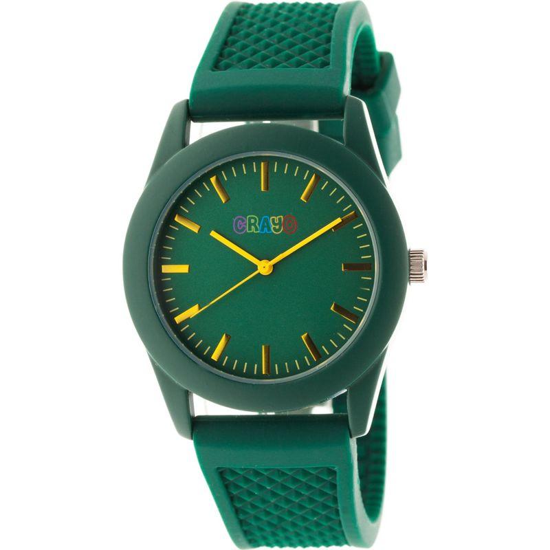 クラヨ メンズ 腕時計 アクセサリー Storm Strap Watch Green