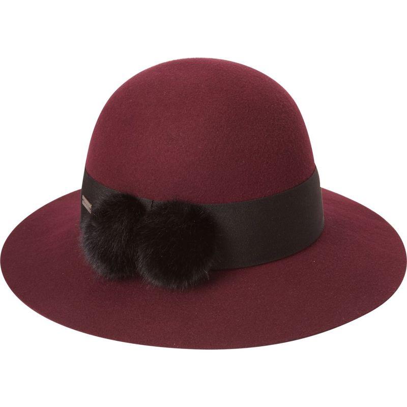ベトマール メンズ 帽子 アクセサリー Mullins Hat One Size - Plum