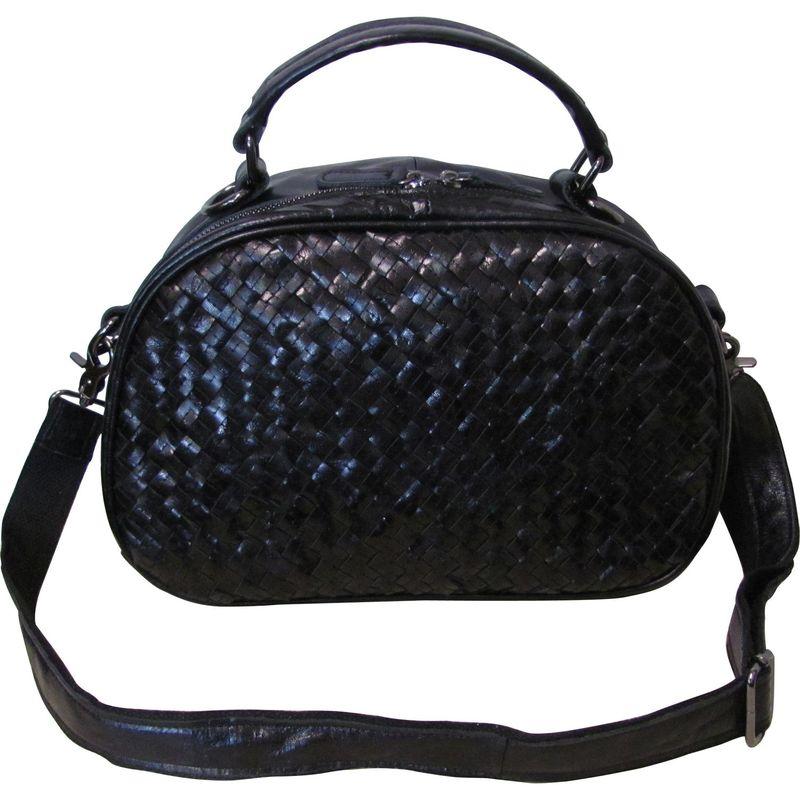 アメリ メンズ ショルダーバッグ バッグ Beckett Woven Shoulder Bag Black