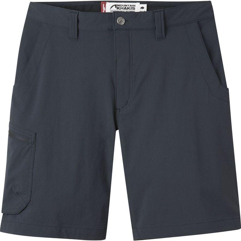 マウンテンカーキス メンズ ハーフパンツ・ショーツ ボトムス Cruiser Shorts 36 - 11in - Black - 10 Petite