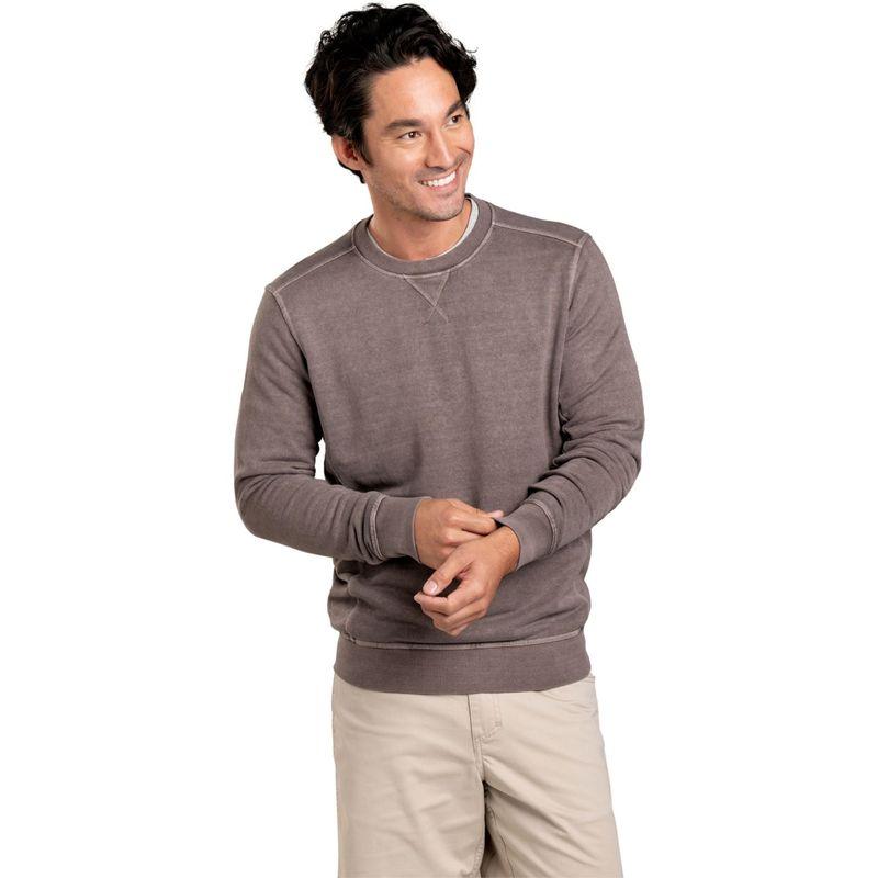 トードアンドコー メンズ ニット・セーター アウター Mens Epique Crew Sweatshirt L - Raisin