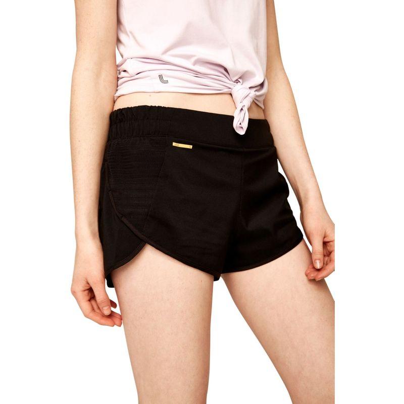 ロル レディース スカート ボトムス Trace Shorts S - Black
