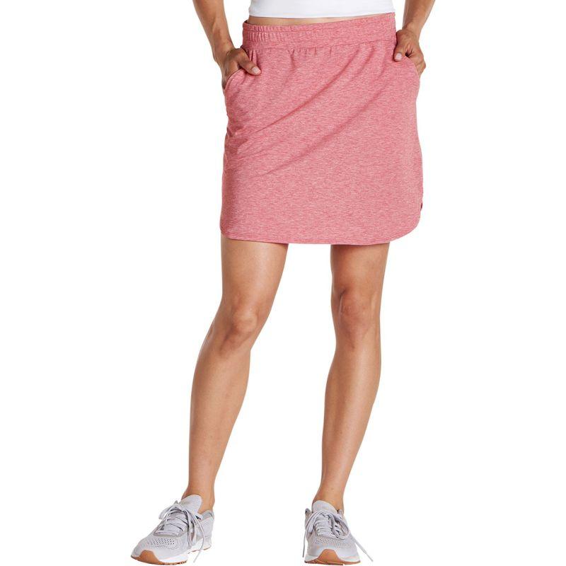トードアンドコー レディース スカート ボトムス Swifty Trail Skirt XS - Guava Heather