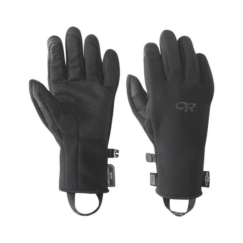 アウトドアリサーチ レディース 手袋 アクセサリー Women's Gripper Sensor Gloves S - Black