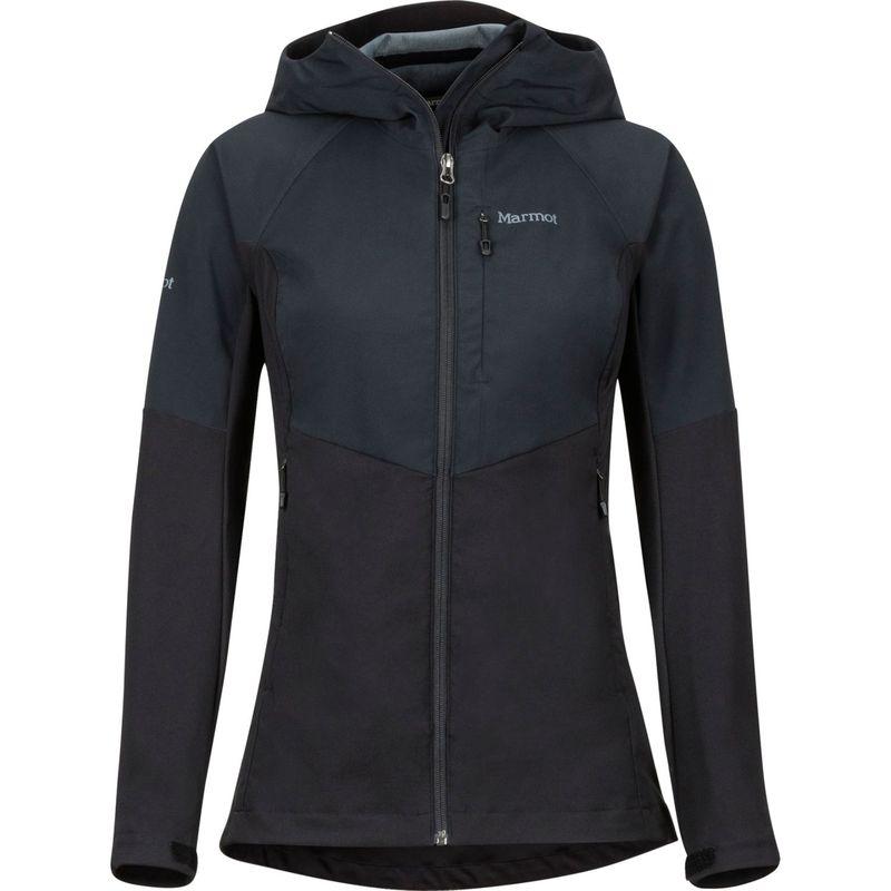 マーモット レディース ジャケット・ブルゾン アウター Womens ROM Jacket XS - Black