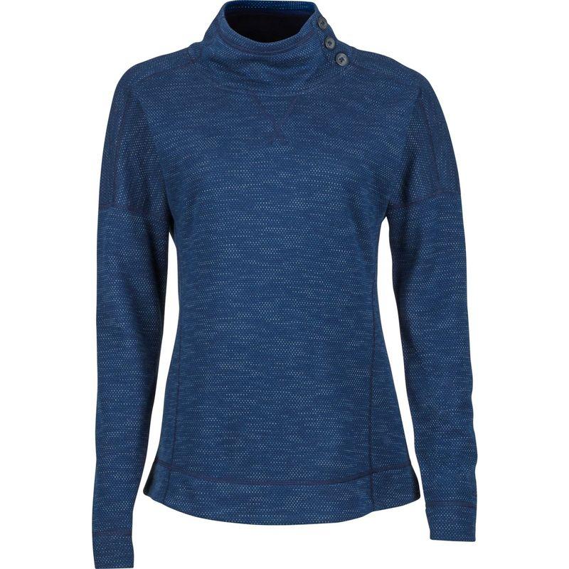 マーモット レディース ニット・セーター アウター Womens Addy Sweater S - Arctic Navy