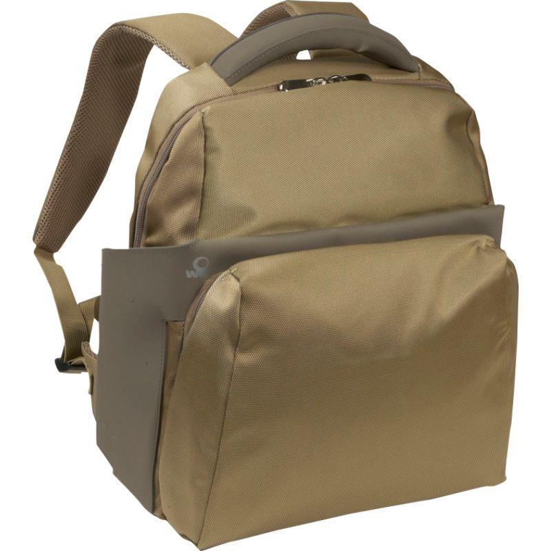 ウーメンインビジネス レディース スーツケース バッグ HerBackpack - Laptop Beige