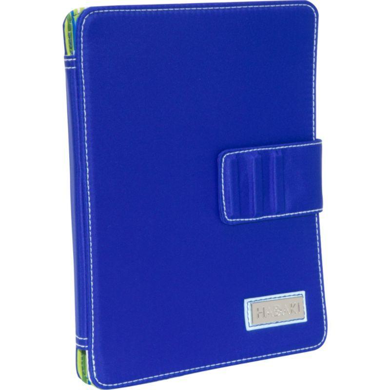 ハダキ メンズ PC・モバイルギア アクセサリー iPad 2 Wrap Cobalt w Aqua