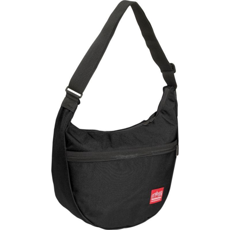 マンハッタンポーテージ メンズ ショルダーバッグ バッグ Nolita Shoulder Bag Black