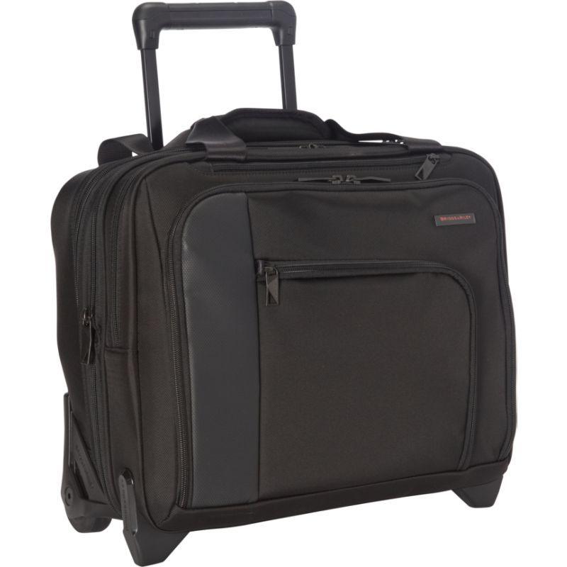 ブリグスアンドライリー メンズ スーツケース バッグ Verb 2 Propel Rolling Case Black