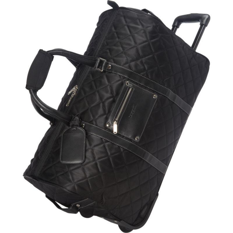 717e2dc941 ブガッティ メンズ スーツケース バッグ Vail Duffle Bag on Wheels Black