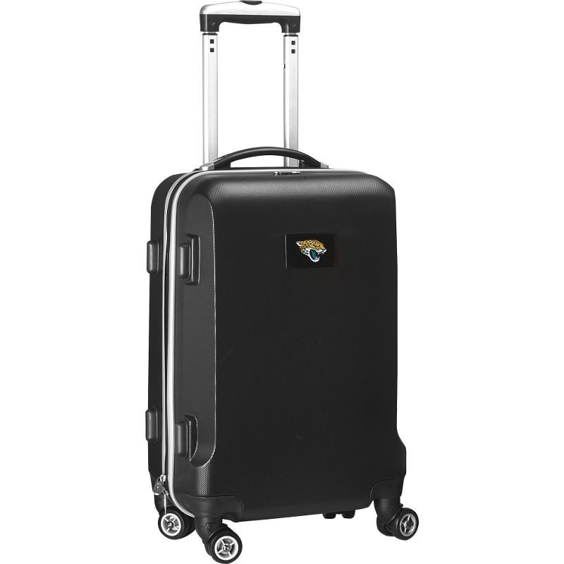 デンコスポーツ メンズ スーツケース バッグ NFL 20 Domestic Carry-On Black Jacksonville Jaguars