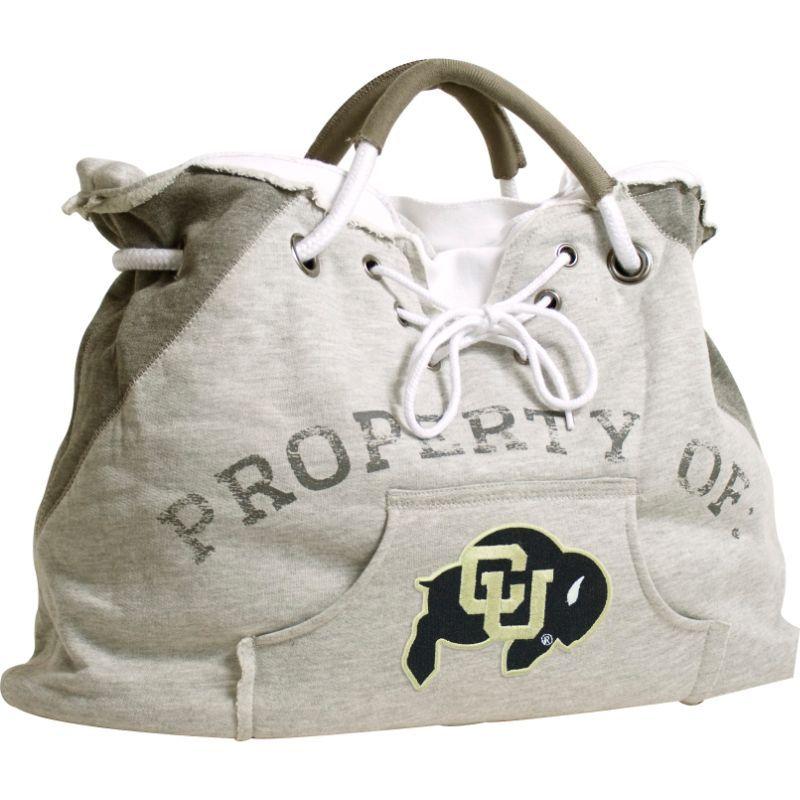 リトルアース メンズ トートバッグ バッグ Hoodie Tote - PAC 12 Teams University of Colorado