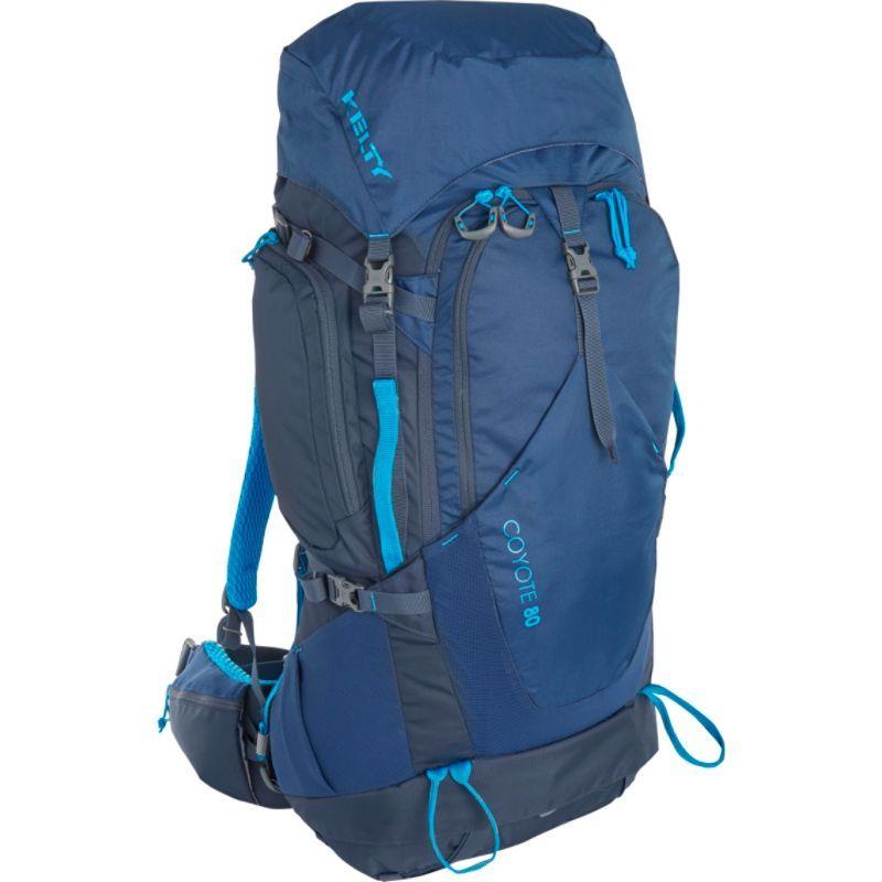 ケルティ メンズ バックパック・リュックサック バッグ Coyote 80 Hiking Backpack Twilight Blue