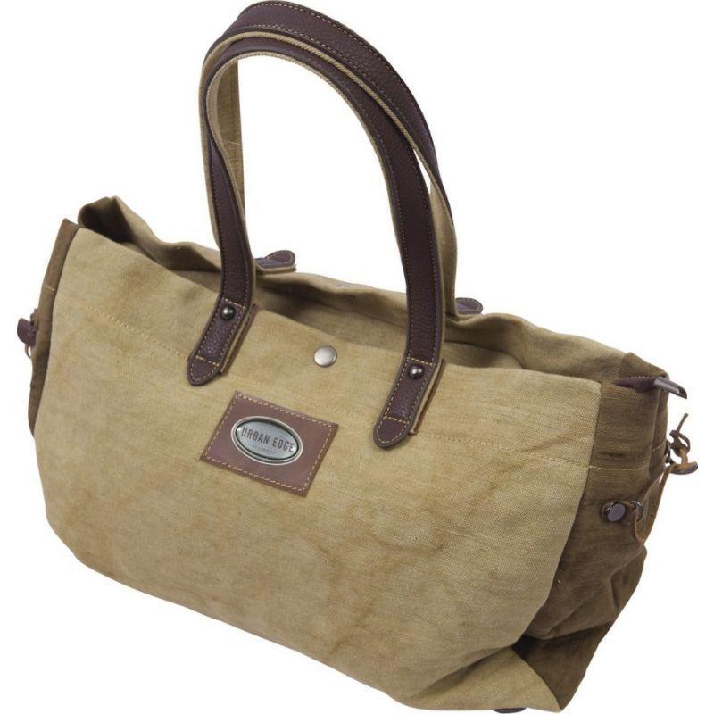キャニオンアウトバック メンズ スーツケース バッグ Urban Edge Reese 15-inch Linen Tote Bag Beige