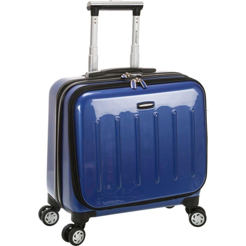 ロックランド メンズ スーツケース バッグ Revolution Rolling Computer Case Blue