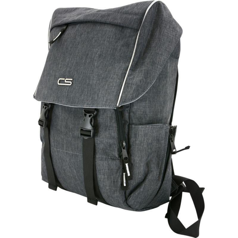 カーボンセスト メンズ スーツケース バッグ Vortex Laptop Backpack Space Grey