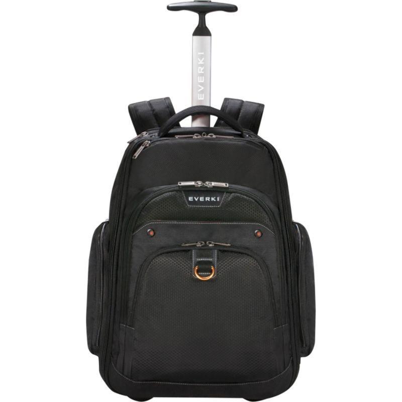 エバーキ メンズ スーツケース バッグ Atlas Wheeled Laptop Backpack Black