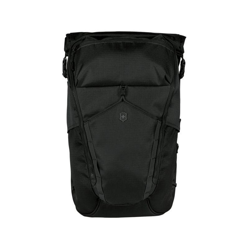ビクトリノックス メンズ バックパック・リュックサック バッグ Altmont Active Deluxe Rolltop Laptop Backpack Black