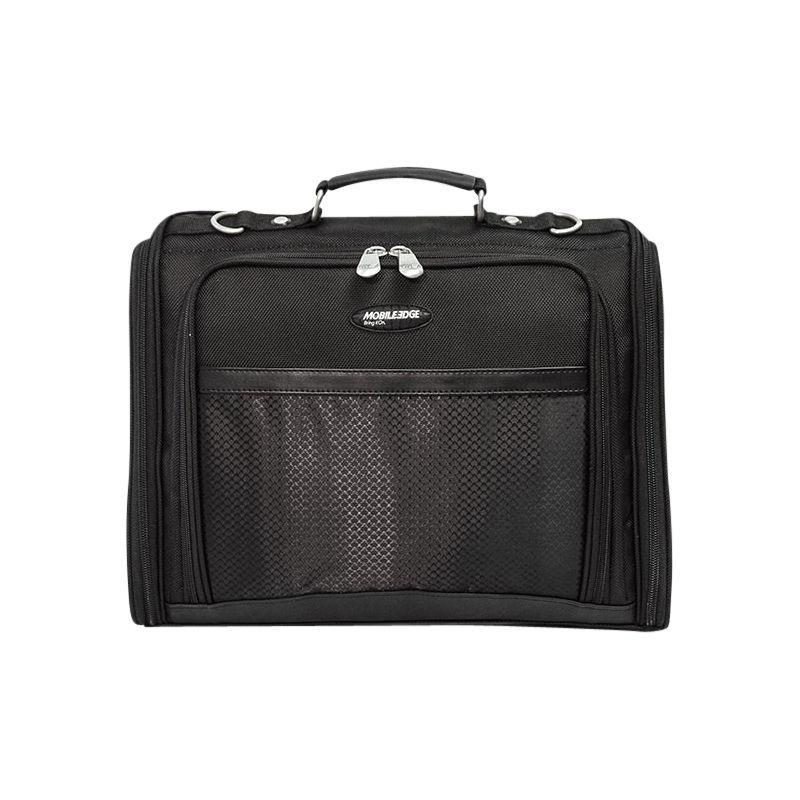 モバイルエッジ メンズ スーツケース バッグ MEEN - Chromebook Case Black