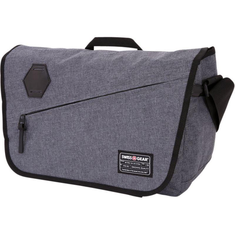 スイスギアトラベルギア メンズ スーツケース バッグ 5320 Laptop Messenger Bag Grey Heather